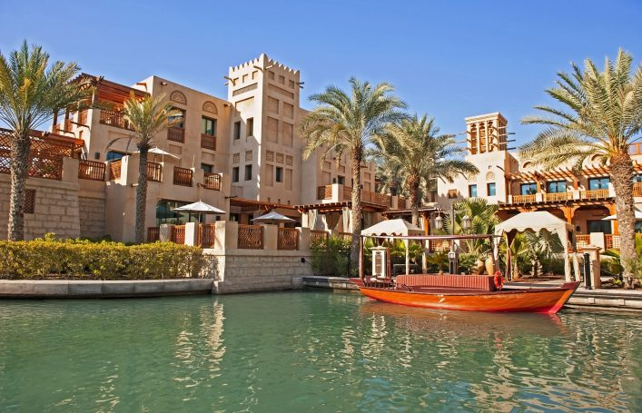 Souk Madinat in Dubai