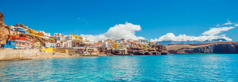 Northern Gran Canaria – Beautiful fishing village Sardina del Norte