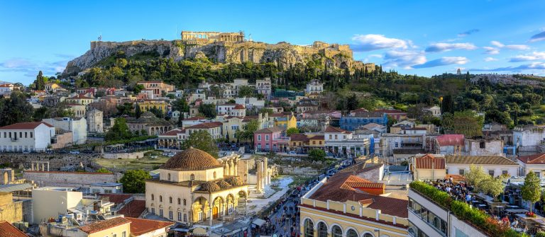 Acropolis in Athens,Greece shutterstock_188628197 – Copy