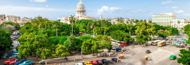 Habana Old City in Cuba iStock_000059200148_Large-2