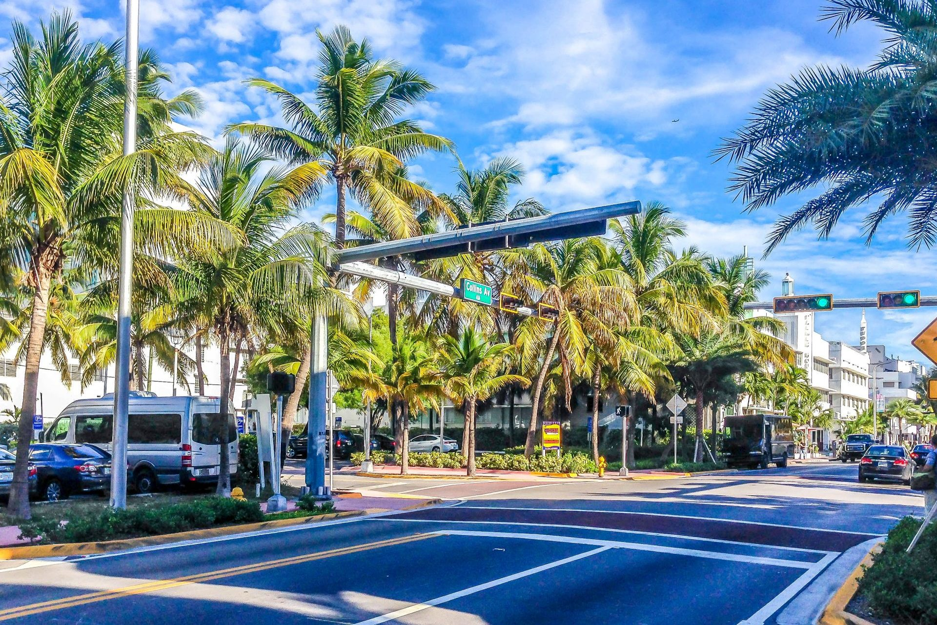 Collins Avenue in Miami Beach