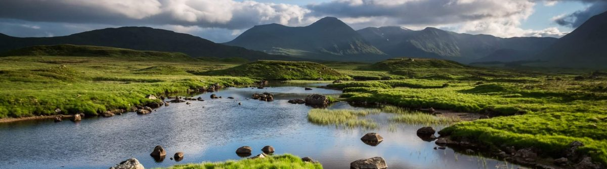 Great-Moor-Of-Rannoch in Schottland