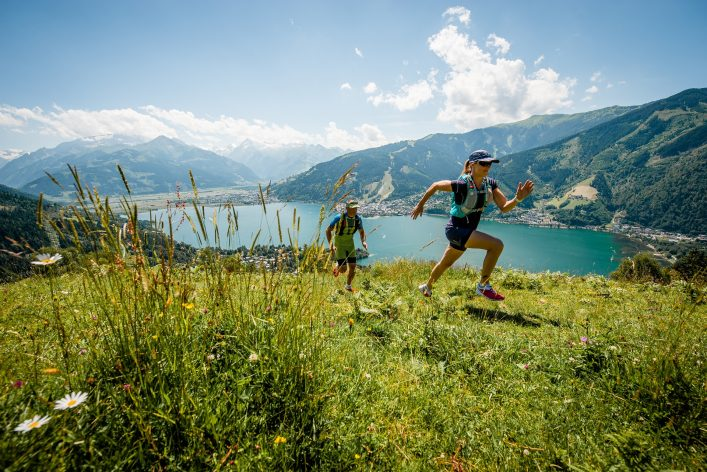 Trailrunning in Zell am See-Kaprun