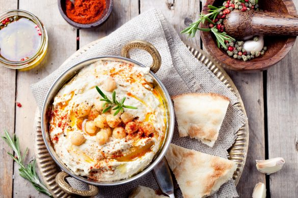 Abu Dhabi Food Guide, Hummus