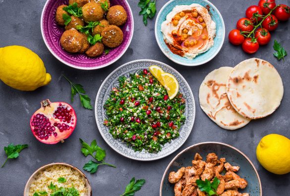 Abu Dhabi Food Guide