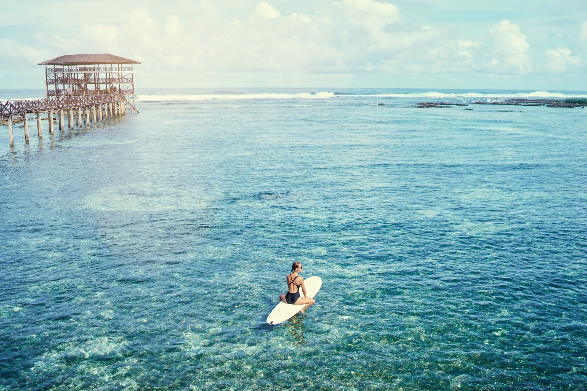 Cloud 9: Der Surfhotspot auf Siargao Island in den Philippinen