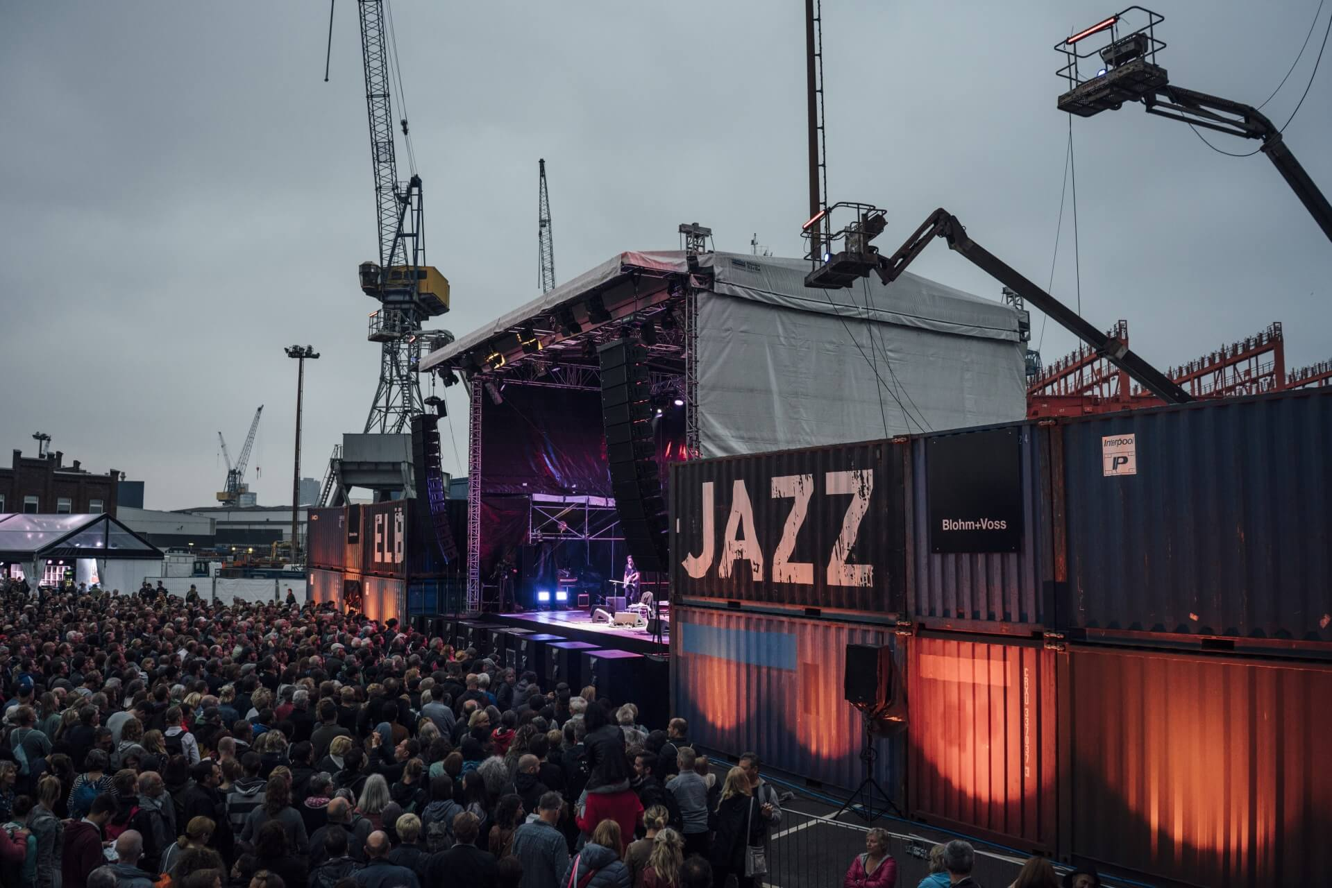 Das Elbjazz Festival in Hamburg