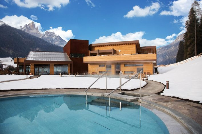 Wellness in Val di Fassa