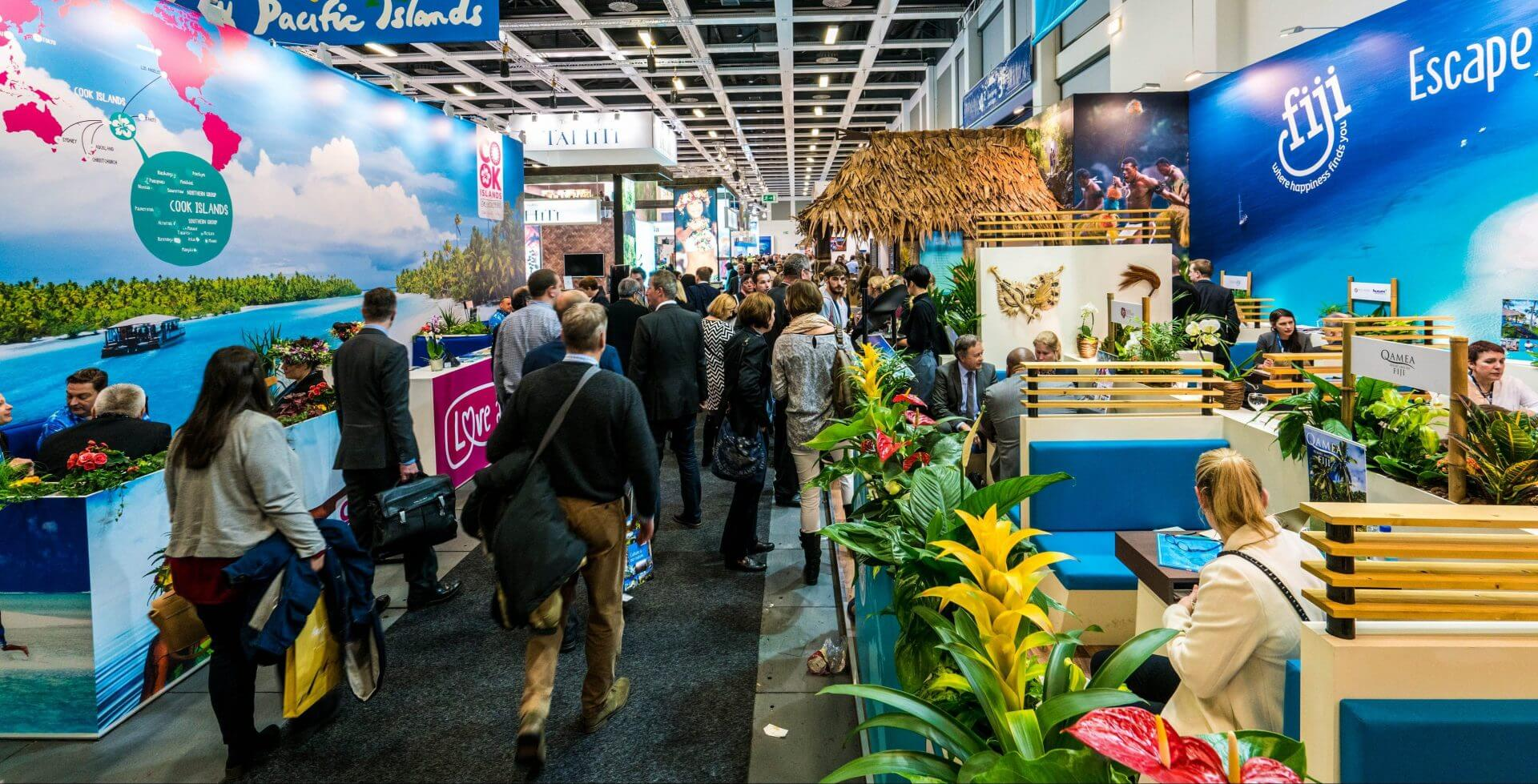 ITB in Berlin