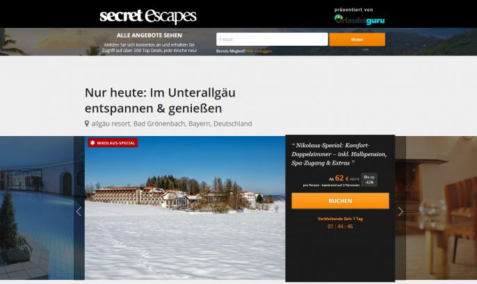 Allgaeu-Screenshot