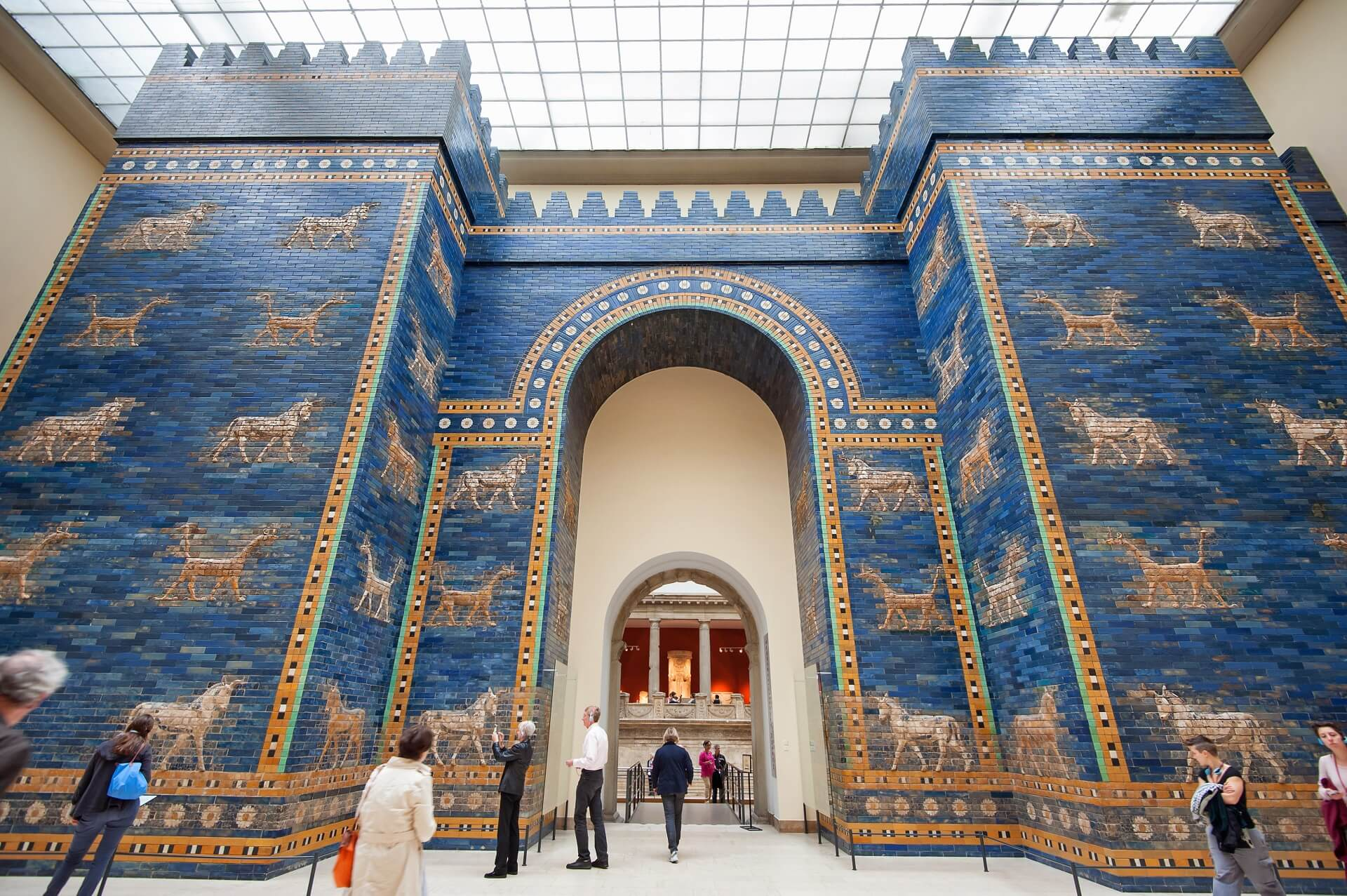Pergamonmuseum in Berlin