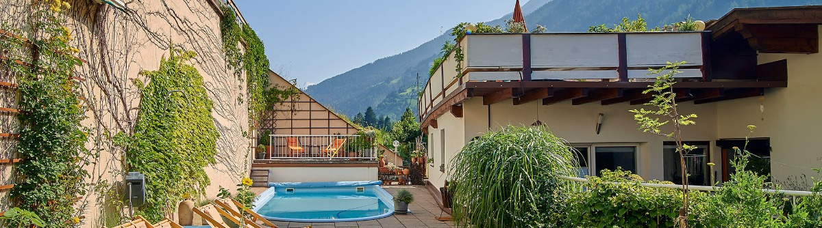 Hotel Fortuna in See-Tirol