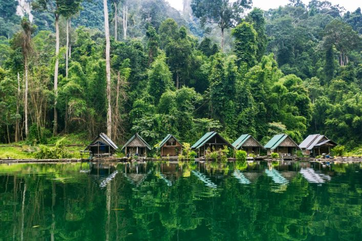 Ecolodges in Thailand