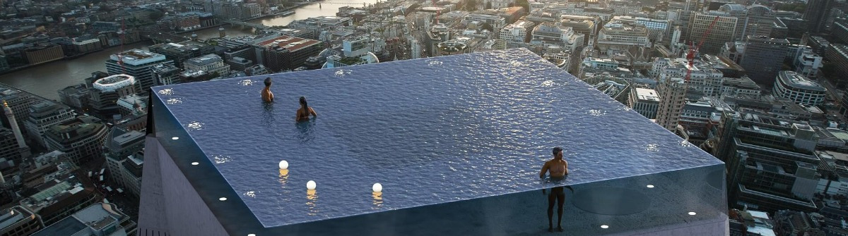 Infinity Pool in London