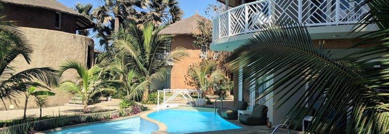 Balafon Beach Resort in Gambia