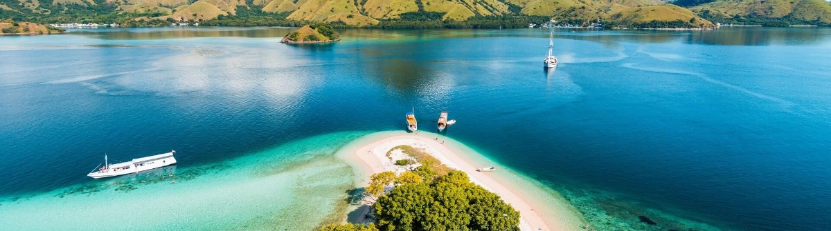 Kelor Island, Indonesien