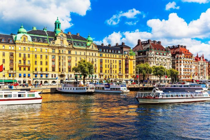 Scenic-summer-panorama-of-the-Old-Town-Gamla-Stan-pier-architecture-in-Stockholm-Sweden_shutterstock_161753954-2