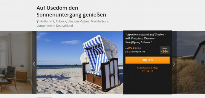 Usedom-Screenshot