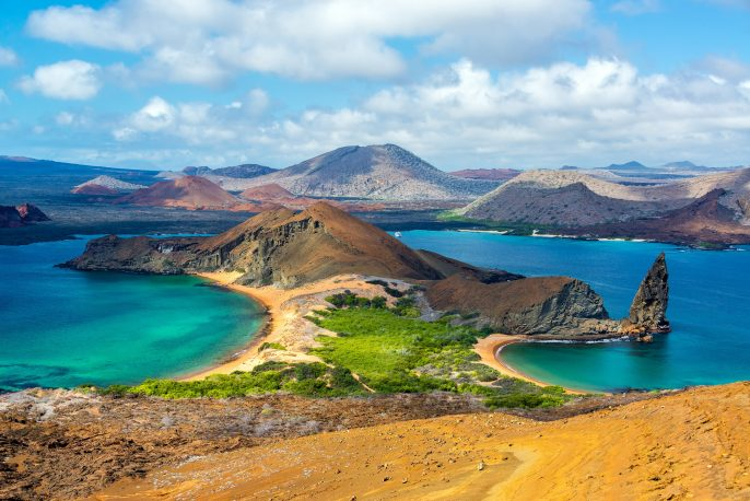 View-of-two-beaches-on-Bartolome-Island-in-the-Galapagos-Islands-in-Ecuador_shutterstock_265791809-Copy