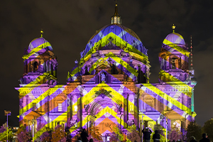 Reiseziele Oktober_Events_Festivals_Berlin Festival of Lights
