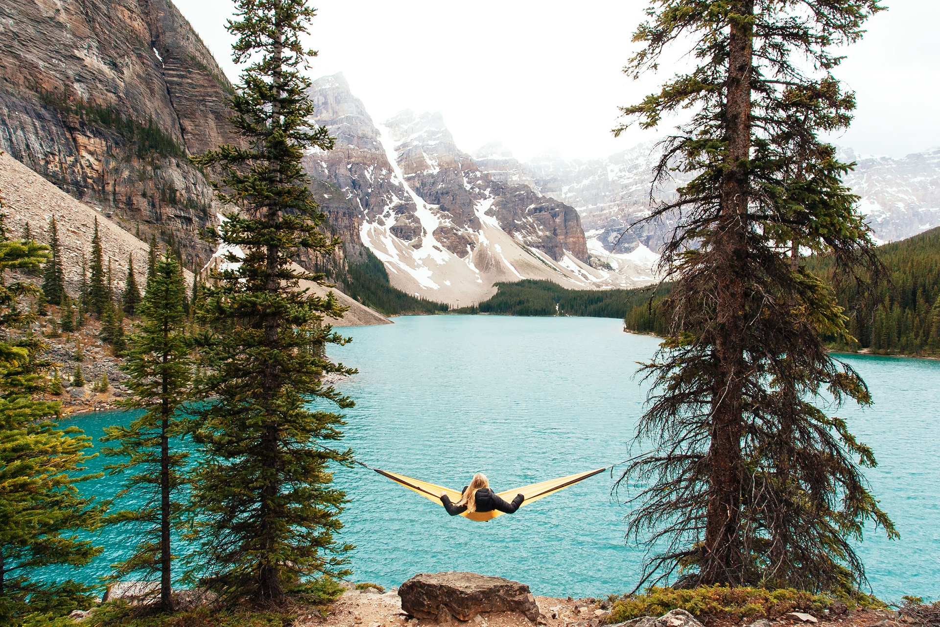 Moraine Lake im Banff