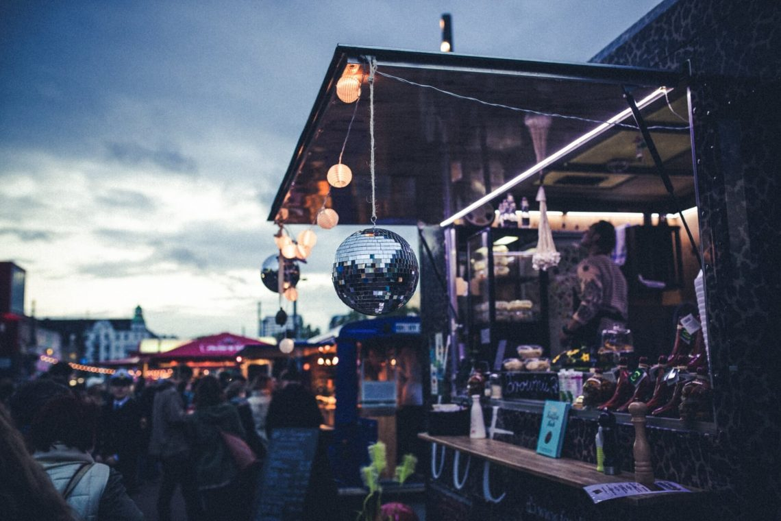 Food Truck Festival in Hamburg